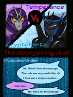 Decrypt that... by temarcia