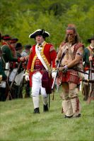 US Rev War Display 20 by KWilliamsPhoto