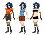 Kylie project by Flick-the-Thief