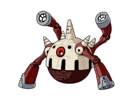 ReaverBot RollTroll by rongs1234