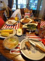 Grill Night ::July 11, 2015:: by The-Smile-Giver