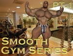 [A3] Zeke Cover [Gym Pt1] [Smooth] by Bodybeef