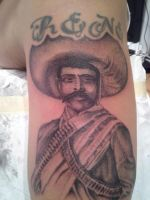 Mexican Hero by Nelson23163
