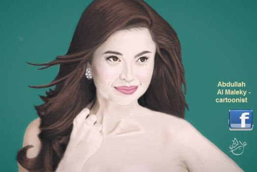 anne curtis by abbod
