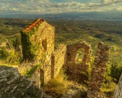 Greece - Mystras - 05 by GiardQatar