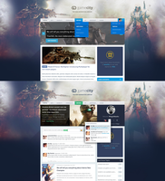 Gamecity ONLINE (PSD) by rEspaWn16