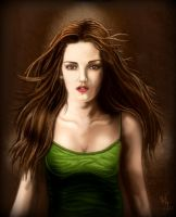 Bella from twilight by Deadguybeer