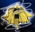 My take of Dcnu Doctor Fate - coloured by Ayhe