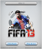 FIFA 13 - Icon by Crussong