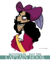 movember 10 by striffle