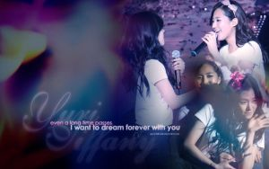 SNSD YulTi 4ever by ganyonk