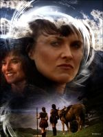Xena - Warrior Princess by YoungPhoenix3191