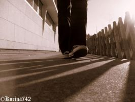 58. Kick in the head by Korina742