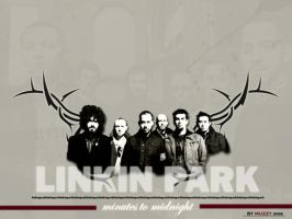Linkin Park Wallpaper by mzy99