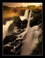 La Catarata by michaelanderson