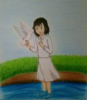 Baptism with Water by JuLieTsLuLLabY