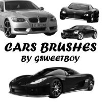 Cars brushes by gsweetboy