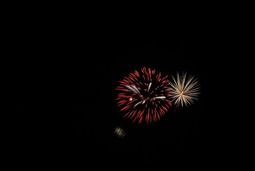 Fireworks 01 by Astralseed