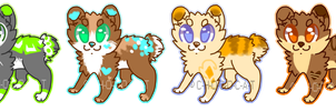 .: Puppy Adoptables :. by C-H-O-C-O-C-A-T