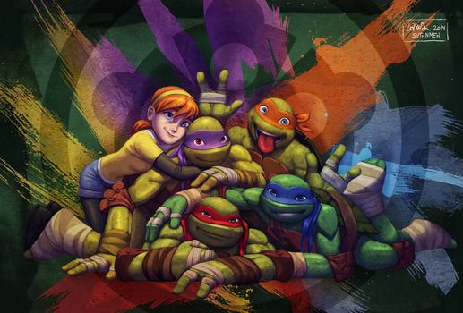 Hamato Pile by suthnmeh