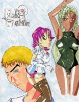mobil fighter by lordkay