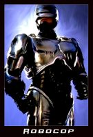 Robocop by sid