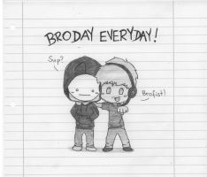 Broday Everyday by Raaaphi