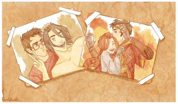 through marauders' life p1 by viria13