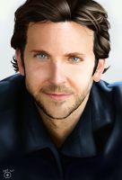 Bradley Cooper (Video Link) by Ondjage