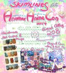 Another Anime Convention 2014 by skimlines