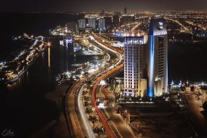 Jeddah Nights by Eibography