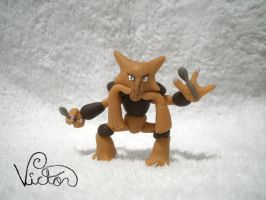 65 Alakazam by VictorCustomizer