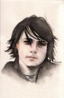 Gerard Way 2 by ihni
