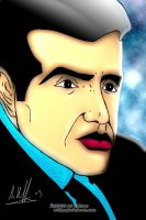Chazz Palminteri... Art Work by arihoff