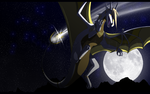 .: Shooting Star :. by SinisterEternity