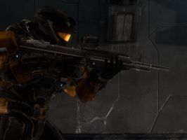 Halo Reach: Im Coming For You by purpledragon104