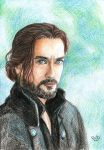 Tom Mison by polinaart1