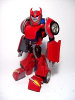 CLiffjumper Animated custom by Argahal