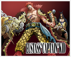 Eustass Captain Kid by Choparini
