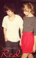 Loving him was red - HAYLOR by misinghimwasblue