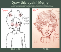 draw this again thing by robotboyfriend