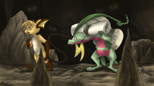 PMD - Sightseeing Caverns by BatLover800