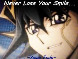 Never Lose Your Smile... by TheBlackRoseWitch