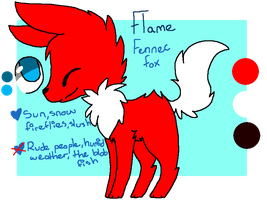 Flame Reference by stellarbuck