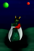 The Dolorosa and the Signless by KirbyToad
