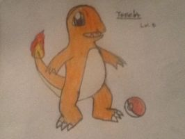 My First Pokemon by Aaronicus
