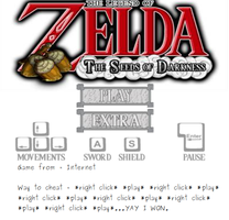 Zelda Cheat by WhizzPop