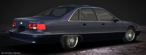 1992 Chevrolet Caprice Classic by Schaefft