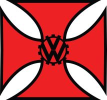 vw maltese cross by GabeRios