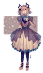 Auction [OPEN] - Constellation Demon by tso-adoptables